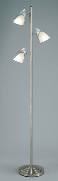 Frosted Glass Tree Floor Lamp Free Shipping Today