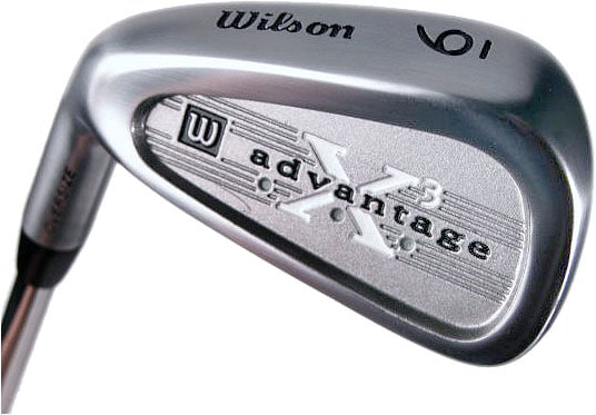 Wilson Advantage X3 12-Piece Golf Club Set