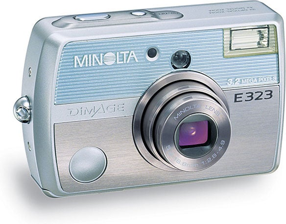 MINOLTA DIMAGE E323 DRIVERS UPDATE