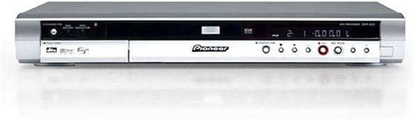 Pioneer DVR-220 Progressive Scan DVD Recorder (Refurbished)