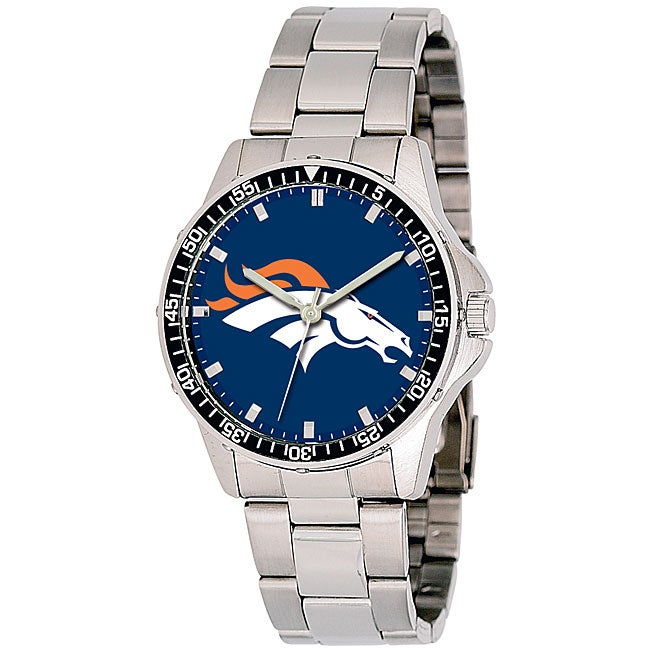 Denver Broncos NFL Men's Coach Watch