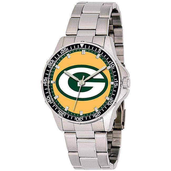 Green Bay Packers NFL Men's Coach Watch