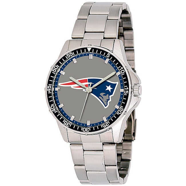 New England Patriots NFL Men's Coach Watch