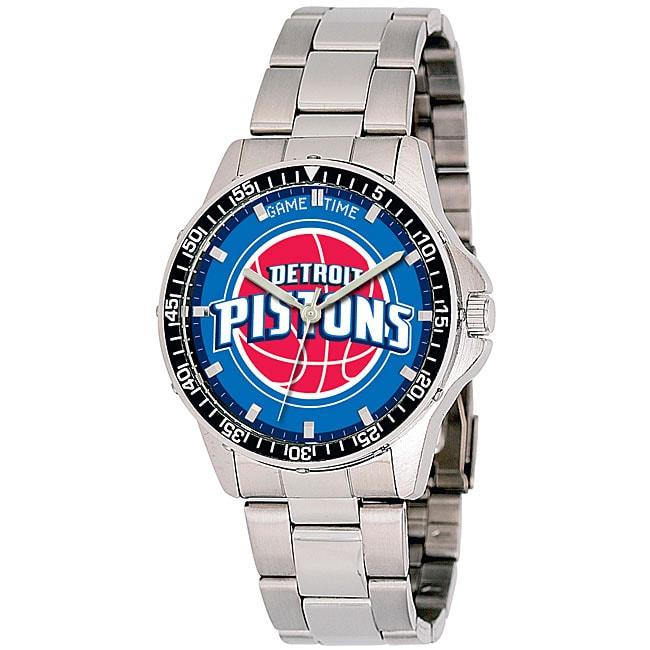 Detroit Pistons Coach Series Watch