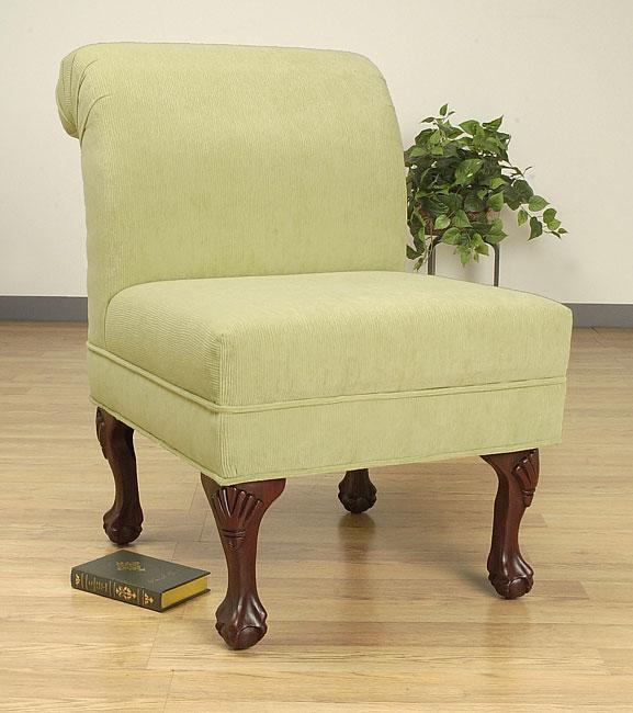 Sage Green Corduroy Presidentu0026#x27 ... & Sage Green Corduroy Presidentu0027s Chair - Free Shipping Today ...