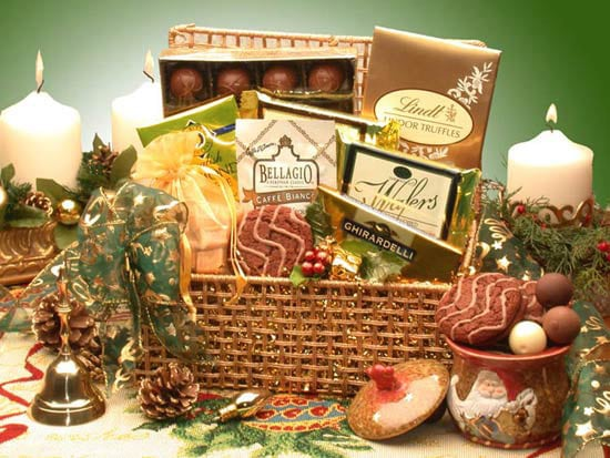 Holiday Wishes Gourmet Holiday Chest