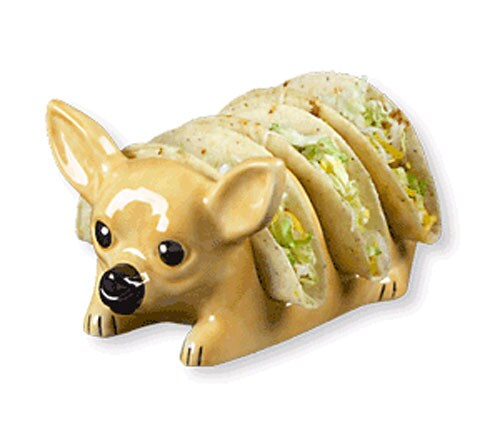 Tito Chihuahua Taco Holder Free Shipping On Orders Over