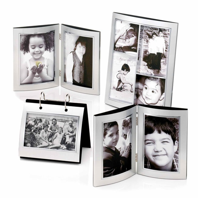 burnes of boston city lights picture frames set of 4