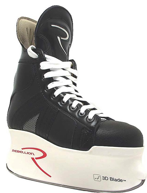 Rebellion Men's 3D Ice Hockey R5500 Skates - Thumbnail 0