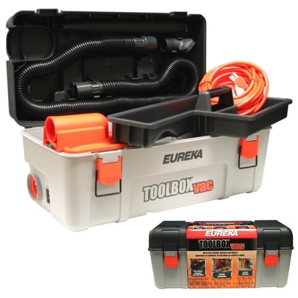 Shop Eureka Toolbox Vacuum Free Shipping Today