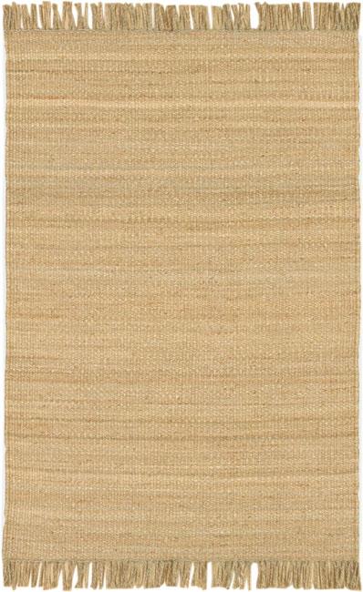 The Gray Barn Flynn Hand-woven Natural Fiber Jute Area Rug - 5' x 7'6