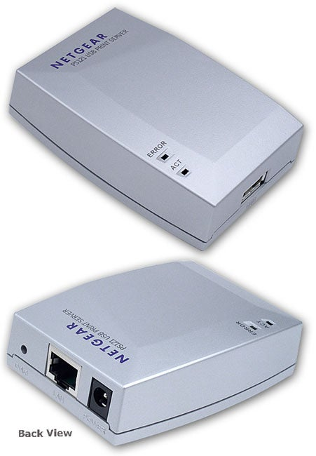 NETGEAR PS121 DRIVER FOR PC