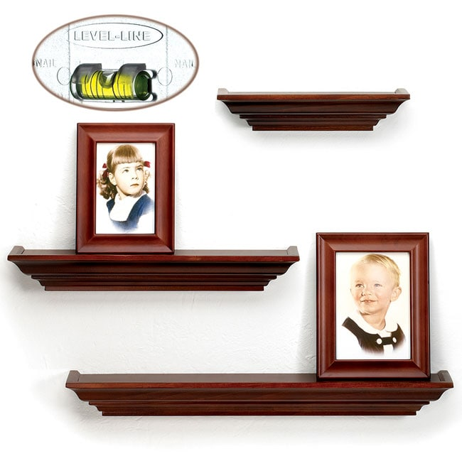 3 piece ledge set with frames by burnes of boston