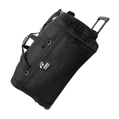 6a1e35c62ced Shop Traveler s Choice 30-inch Three-wheeled Duffel - Free Shipping Today -  Overstock - 1145986