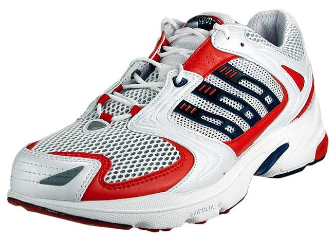 Los hombres tienda adidas climacool Rotterdam II blanco / Navy / rojo zapatillas