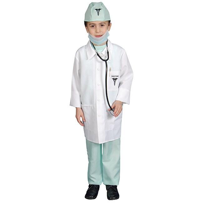 Award Winning Children's Deluxe Doctor Dress Up