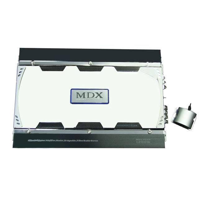 MD Sound 2 Channel 1200 Watts Mosfet Amplifier