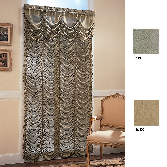 Chiffon Austrian 84-inch Panel - Free Shipping On Orders Over $45 ...