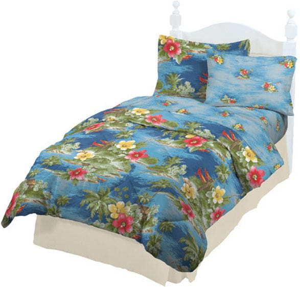 Hula Sunrise Comforter Set