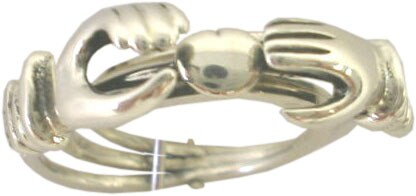 Sterling Silver Friendship Ring (Thailand)