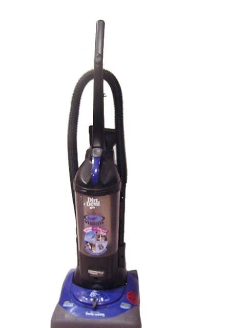 Shop Dirt Devil Vision Lite Bagless Upright Vacuum