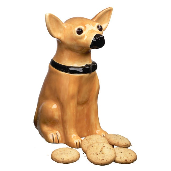 Tito Chihuahua Cookie Jar - Thumbnail 0