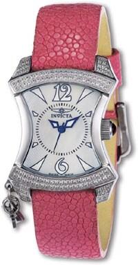 Invicta Women's Hanging Charm Pink Stingray Watch