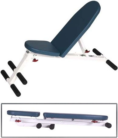 Hoist HF-140 Small Five-position Folding Bench - Thumbnail 0