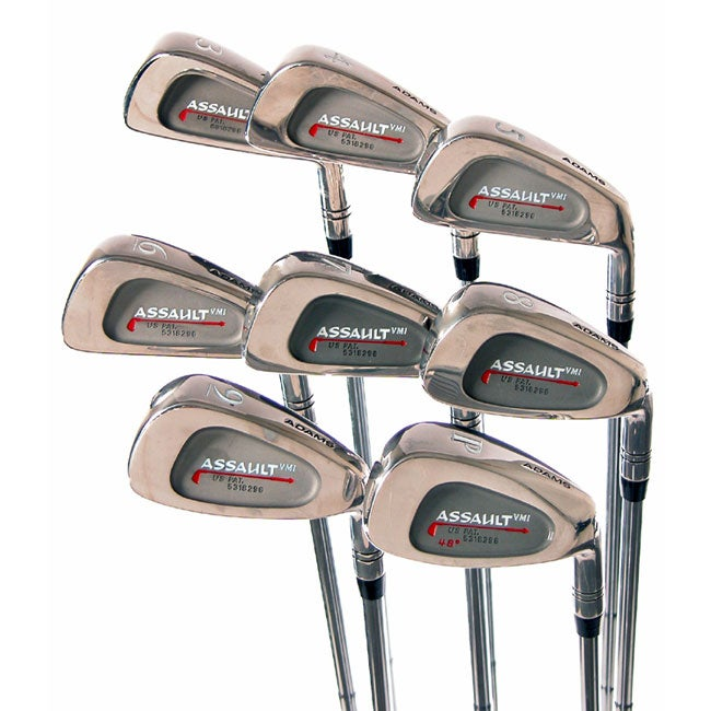 Adams Golf Assault VMI 8-piece Iron Set