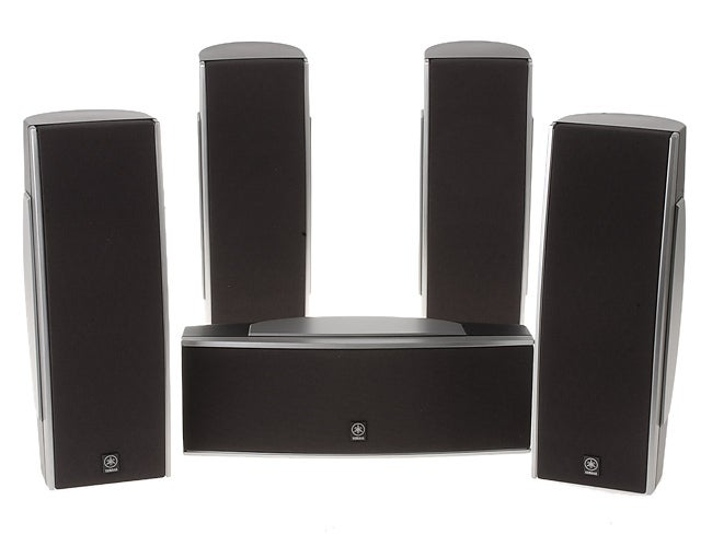 Yamaha NS-AP540 Surround Sound Speaker Package