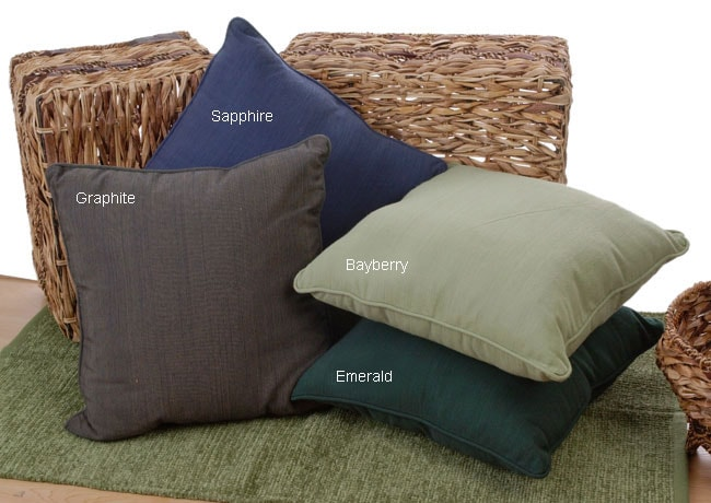 Textured Throw Pillows (Set of 2)