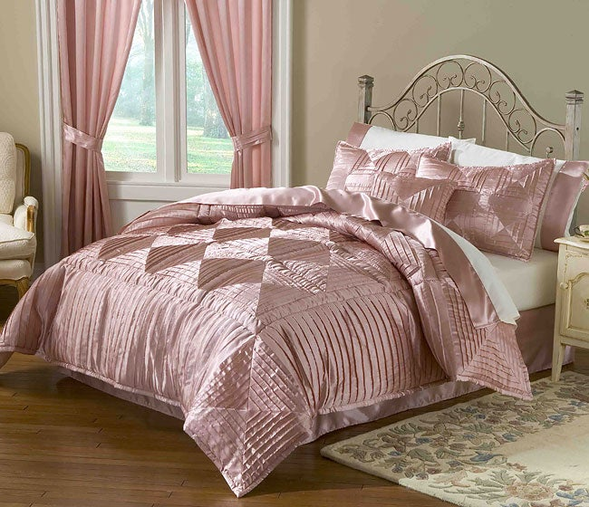 Sully Luxury Comforter Ensemble with 230 tc Sheet Set