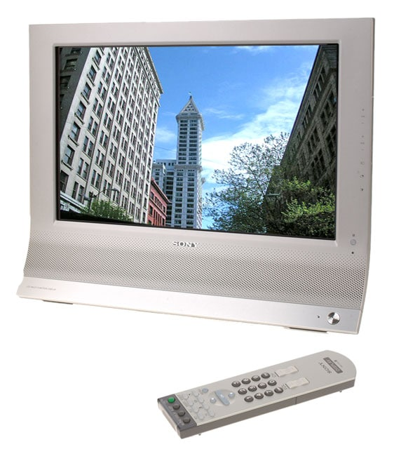 Sony MFM-HT75W 17-inch LCD Television