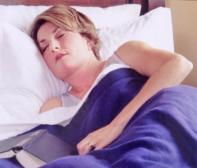 Beautyrest Ivory Warming Electric Blanket (Queen)