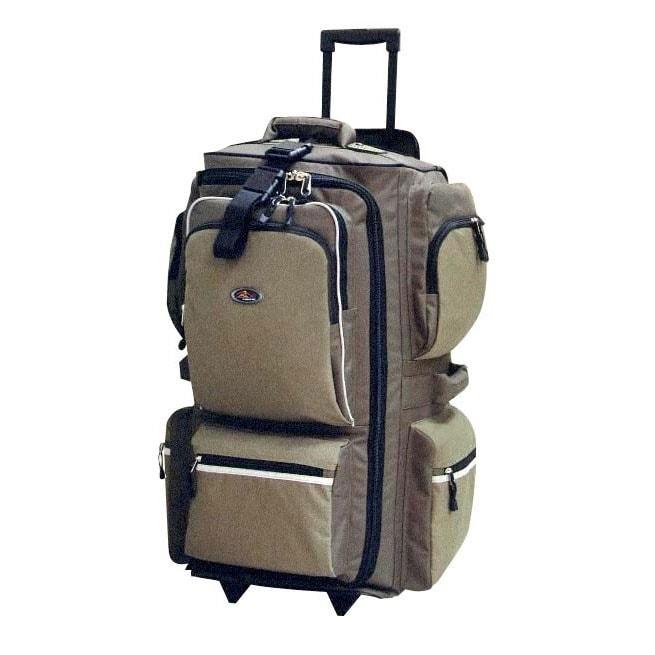Boston Traveler Sport TCL Series 29-in. Six Pocket Rolling Duffle
