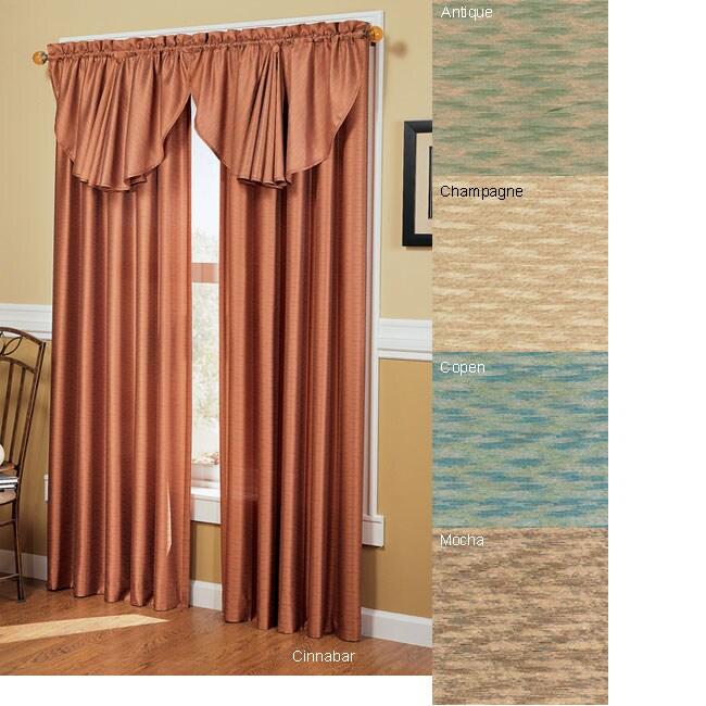 Mesa 84-inch Rod Pocket Window Curtain Panel