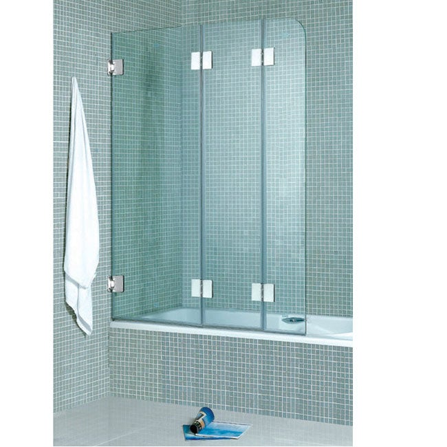 Vigo Folding 3 Panel Bath Tub Door Free Shipping Today
