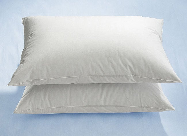 Brushed Cotton Support Pillows (Set of 2)