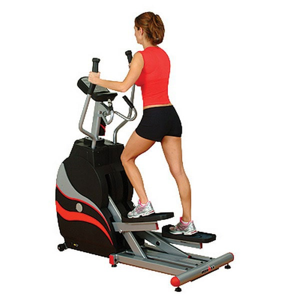 Shop Ironman Evolution Elliptical Free Shipping Today Overstock