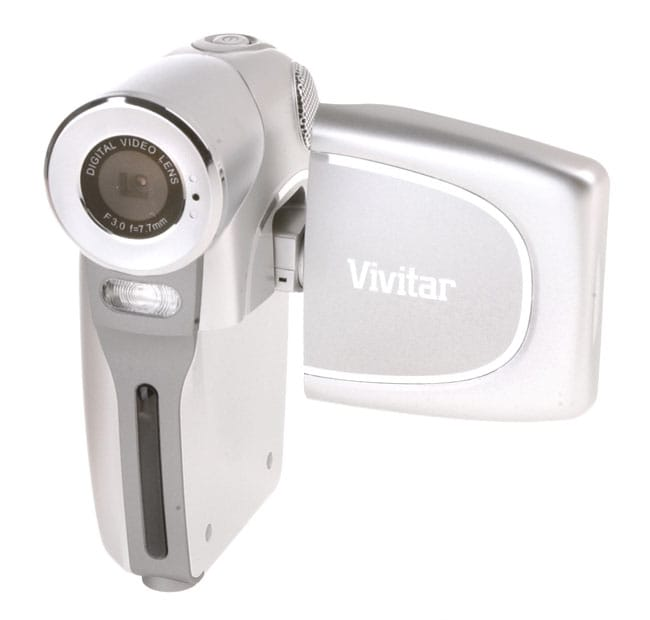 Vivitar DVR-310 3.0MP MPEG4 Camcorder/Digital Camera