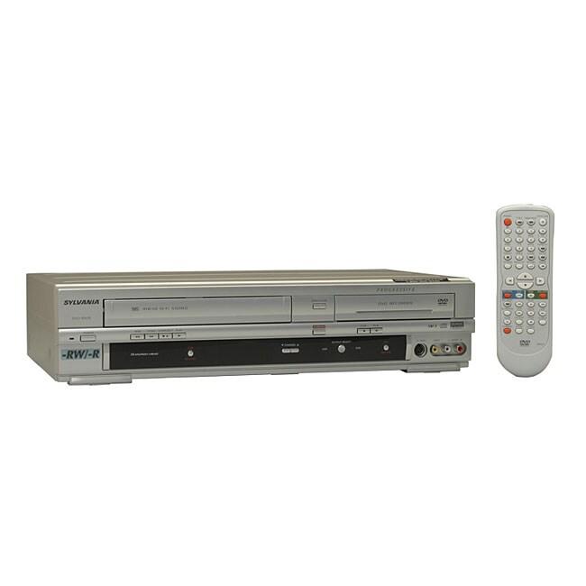 Sylvania SSR90V4 DVD Recorder/VCR Combo (Refurbished)