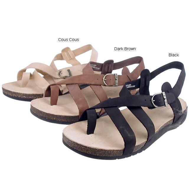 ebd5e86ac611 Shop Teva Women s Catalina Cork Sandal - Free Shipping On Orders Over  45 -  Overstock - 1920994