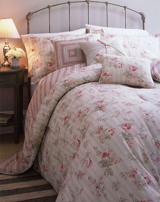 Hawthorne Hill Rose Garden Comforter Mini Set