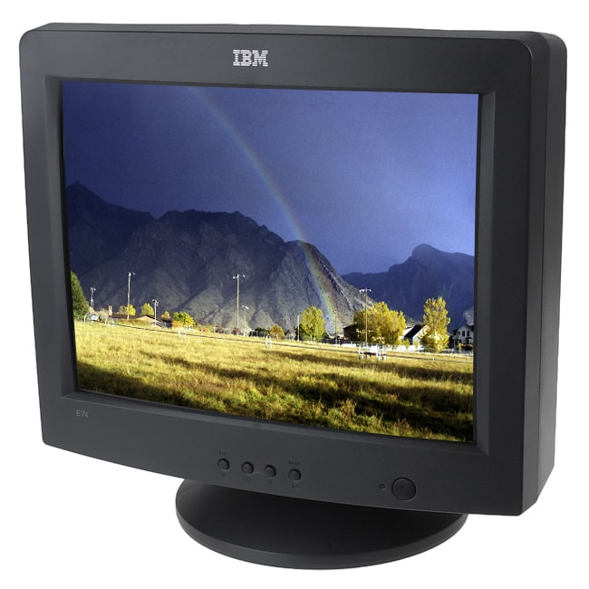 E74 IBM MONITOR WINDOWS DRIVER