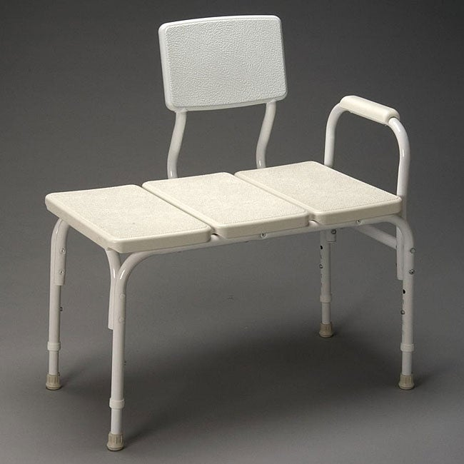 Shop Tfi Transfer Shower Bench With Reversible Back Free