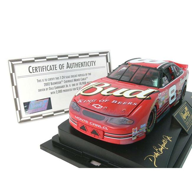 Dale, Jr. Talladega Win Raced Version Diecast Car