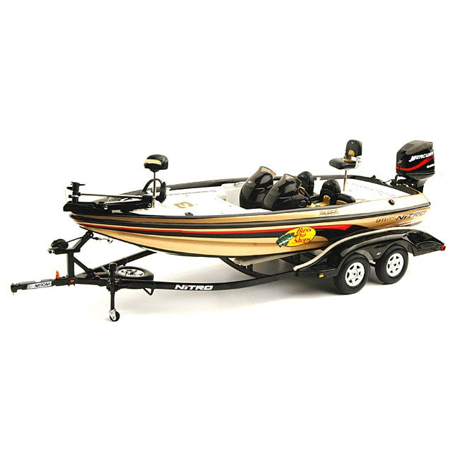 df1c8b2d7f Shop Dale, Sr. Bass Pro Shops Nitro Boat Diecast - Free Shipping On Orders  Over $45 - Overstock - 1938176