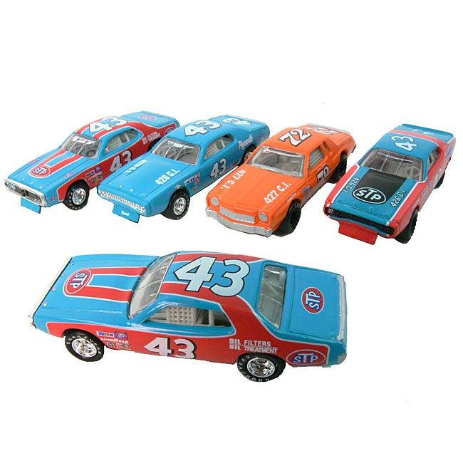 Richard Petty For Sale: Richard Petty Diecast Nascar Models (Set Of 5)