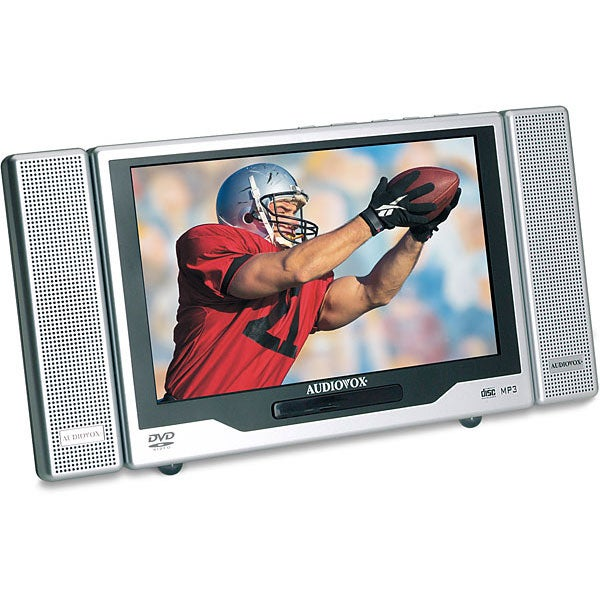 Audiovox  10-Inch Portable LCD DVD Player w/ TV