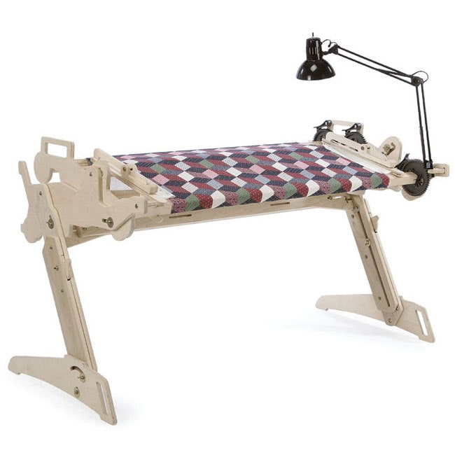Z44 Pro With Wood Rails Quilting Frame Free Shipping